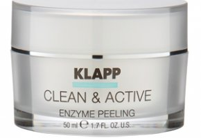 CLEAN & ACTIVE ENZYME PEELING