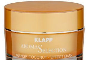 ORANGE-COCONUT EFFECT MASK