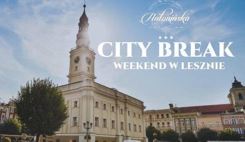 CITY BREAK- WEEKEND IN LESZNO