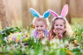 Wielkanoc na Mazurach z dziećmi. Dłużej=taniej