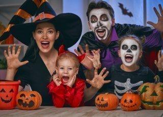 Weekend Halloween na Mazurach