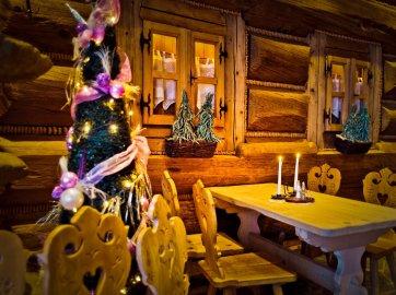 Boże Narodzenie w Hotelu Sabała