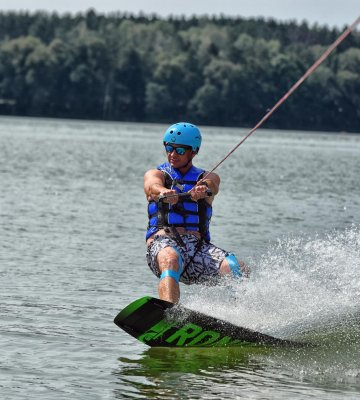 Wakeboard challenge - Wiosna 2020
