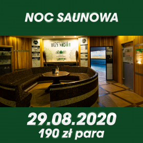 Impreza Saunowo - Baniowa   Miotłowisko [29.08.2020]