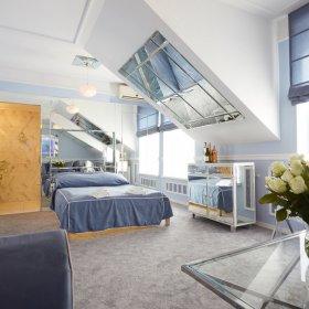 Luksusowy pobyt w Apartamencie