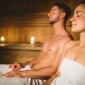 Zdrowotny pobyt dla par (sauny&rasul)
