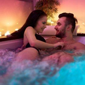 Bąbelkowy relaks dla Zakochanych