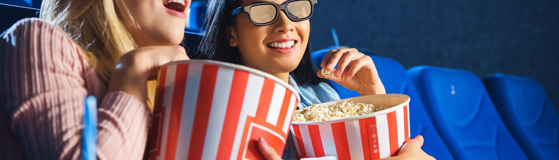 Dzień Kobiet * Przyjaciółki, film, lody i prosecco!