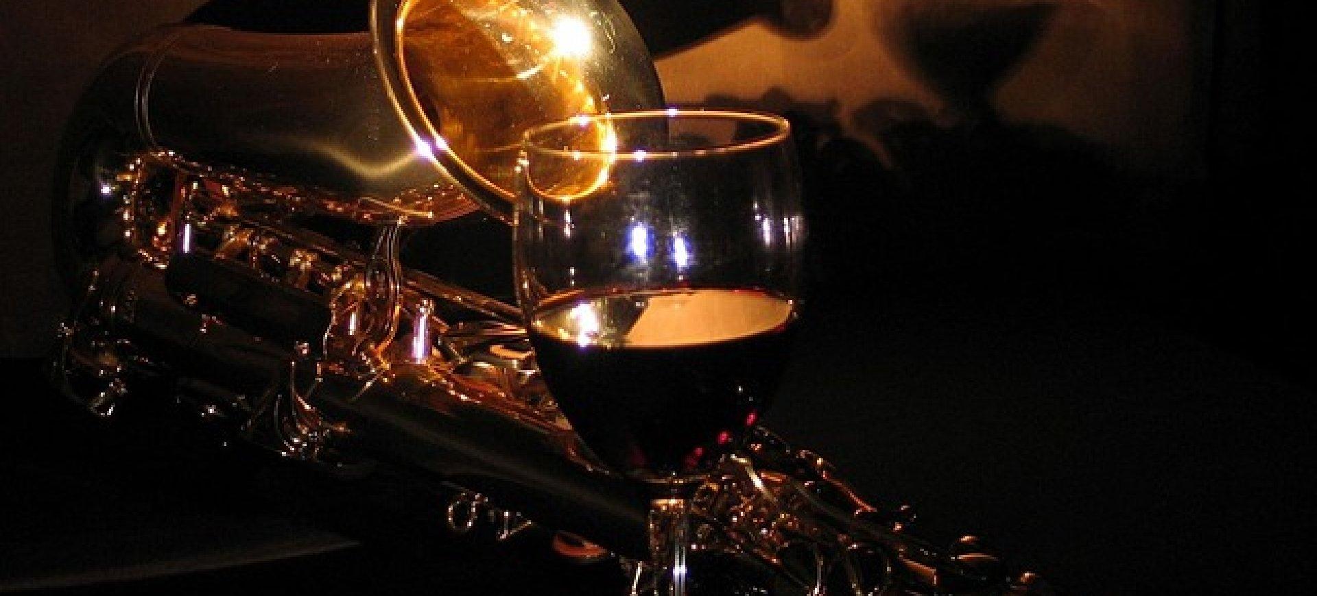 Wine & Jazz 26.10.2019 - kolacja 149pln/osoby