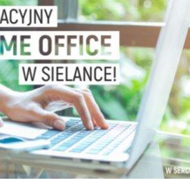 Wakacyjny Home Office w Sielance