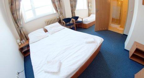 3 os pokój z łożem