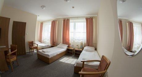 3 os pokój z oddzielnymi łóżkami