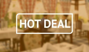 Hot Deal - non refundable offer