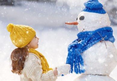 Zima w górach z dziećmi gratis - FIRST MINUTE
