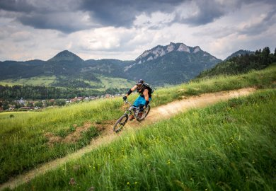 Pieniny MTB / Enduro for beginners / intermediates - 4 days, 2 days with professional trainer