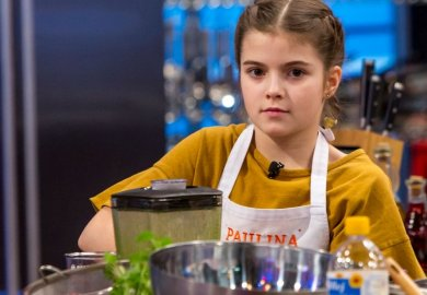 Say hello to summer! - culinary workshops with Paulina Foremny - polish Master Chef Junior champion