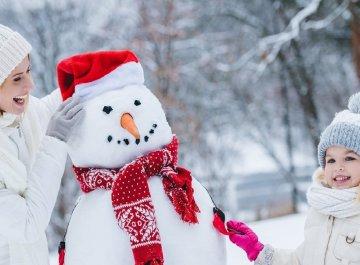 Zima w Krakowie !