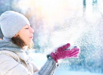 Zima w Krakowie !!!