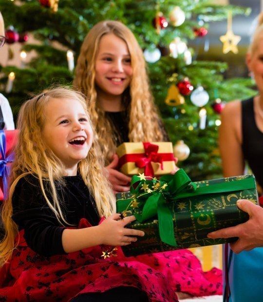 Rodzinne Boże Narodzenie FIRST MINUTE