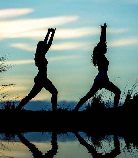 Naturalne wyciszenie weekend z yogą 02-04.10.2020