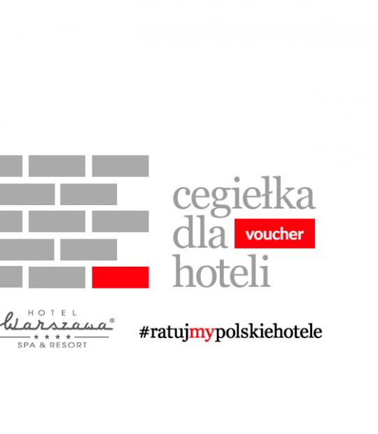 VOUCHER - Cegiełka dla hoteli #ratujemypolskiehotele