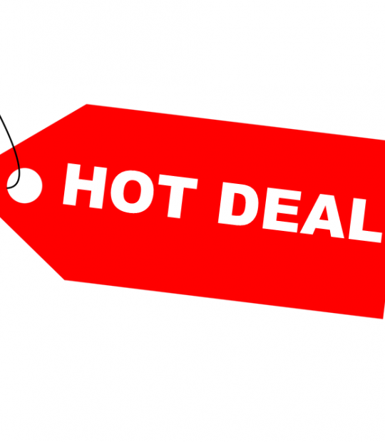Listopadowy HOT DEAL