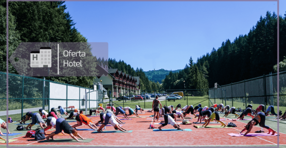 Joga Festiwal. VII Górski Maraton Jogi 18-25 sierpnia 2019