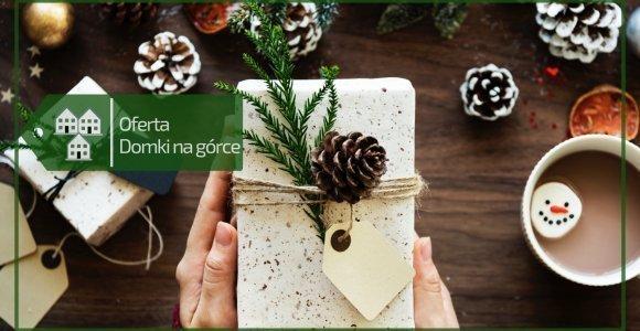 Boże Narodzenie w Domkach na górce- nocleg ze śniadaniem