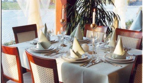 Restauracja Hotelu Witek zaprasza na wyśmienite