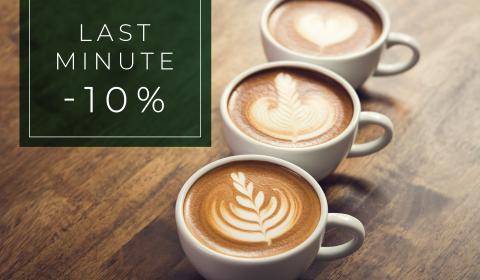 Oferta Last Minute ze śniadaniem -10%