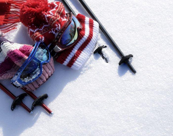 Wintertime in Kraków