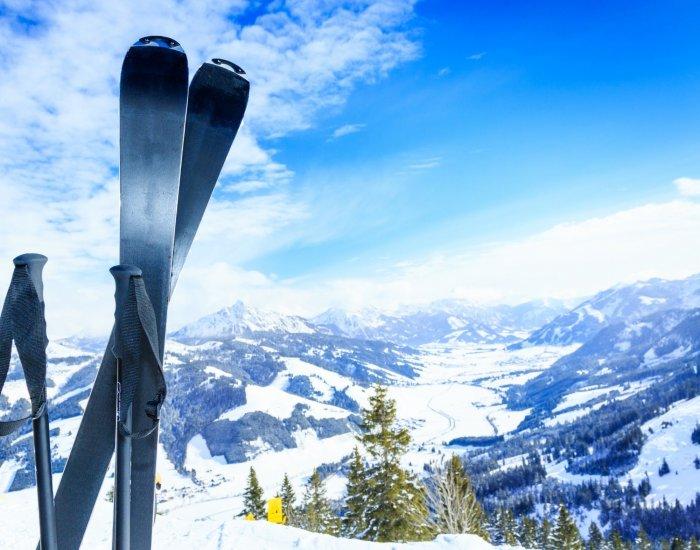 W drodze na narty!