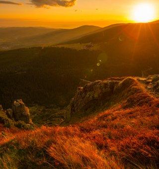 Jesień w Karkonoszach - Podnieś Odporność, Wyjdź w Góry