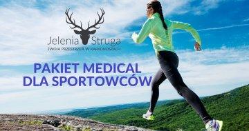 Pakiet MEDICAL - DLA SPORTOWCÓW