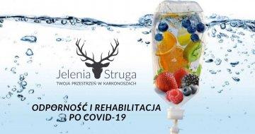 Pakiet MEDICAL - Odporność i Rehabilitacja po COVID-19