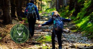 Wiosną w Karkonoszach - Trekking w górach