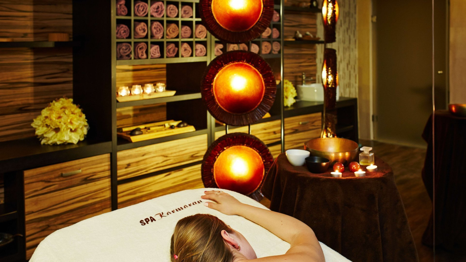SPA weekend - you choose your treatments