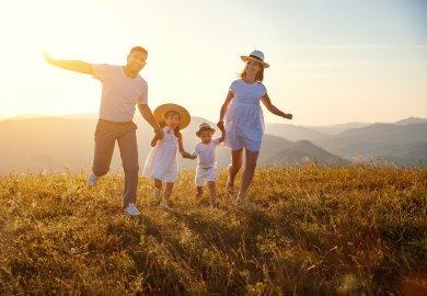 Rodzinne wakacje z historią