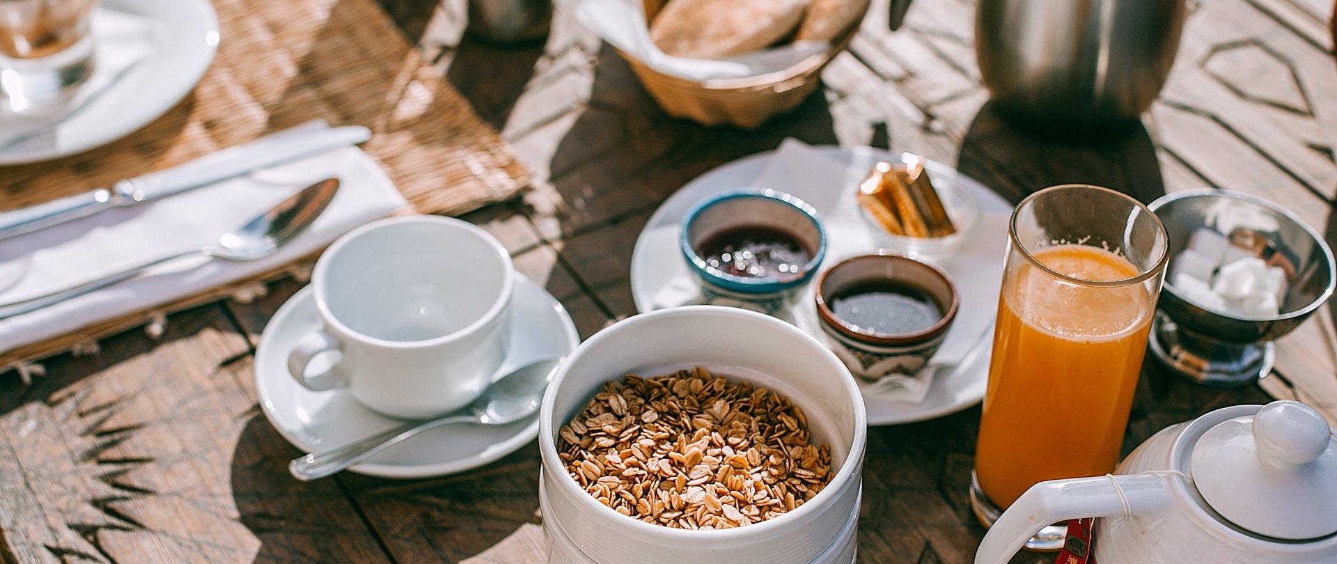 Tagespreis mit Frühstück in den Lake Hill Apartments
