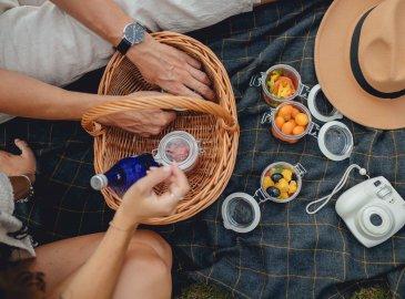 Piknik v Krkonoších