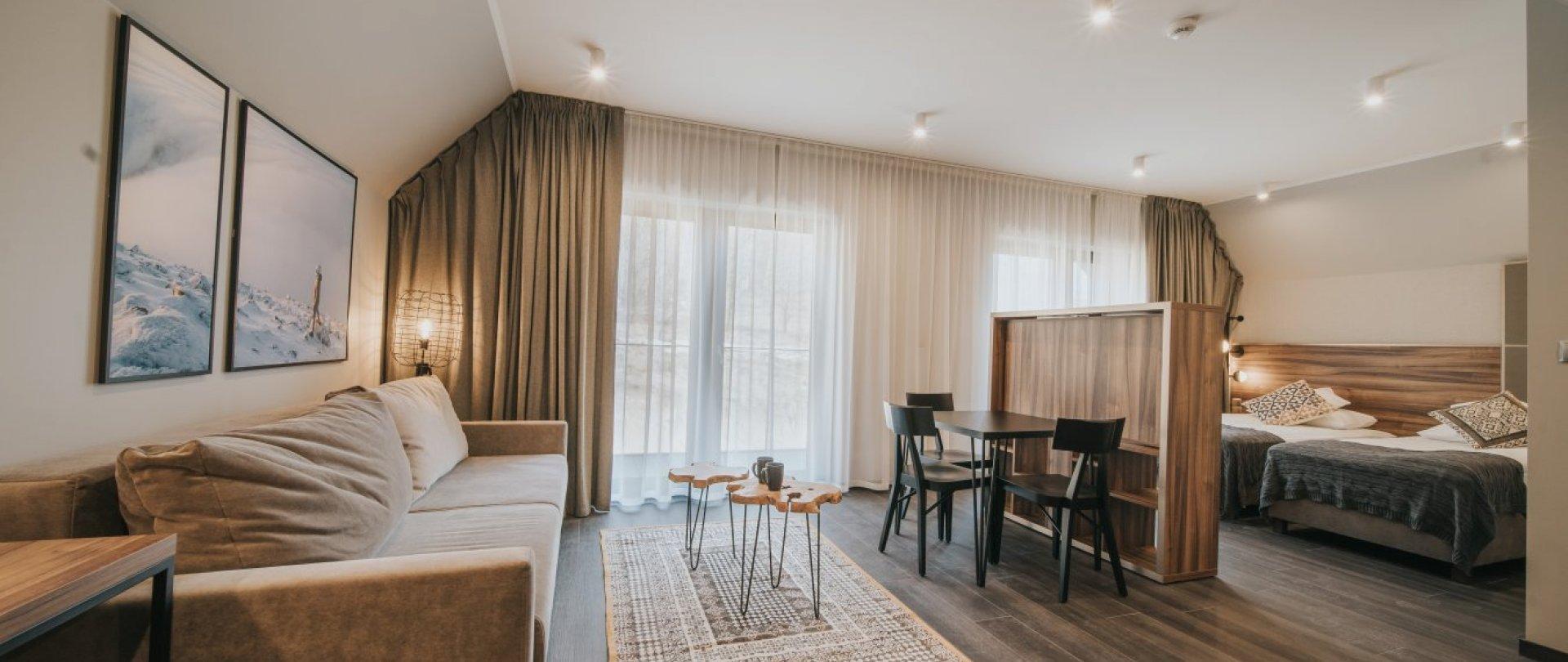 Apartmán Studio