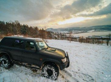 Ekstremalnie w Lake Hill - OFF-ROAD w tygodniu
