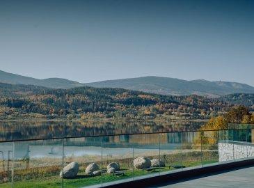 Golden Autumn at Lake Hill Resort & Spa