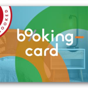 """Super Best Preis """"booking-card"""" - Übernachtung inkl. Frühstück -"""