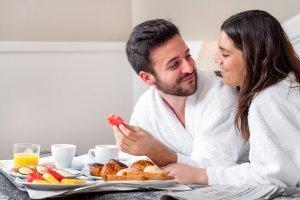Übernachtung mit Frühstück