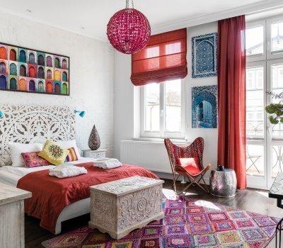 Marrakesh - DELUXE ROOM WITH A BALCONY *****Sopot, Grunwaldzka 31