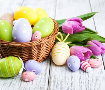 Święta Wielkanocne z Logosem