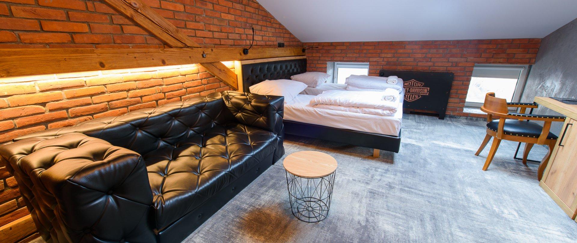 Apartament 4 - z 1 sypialnią
