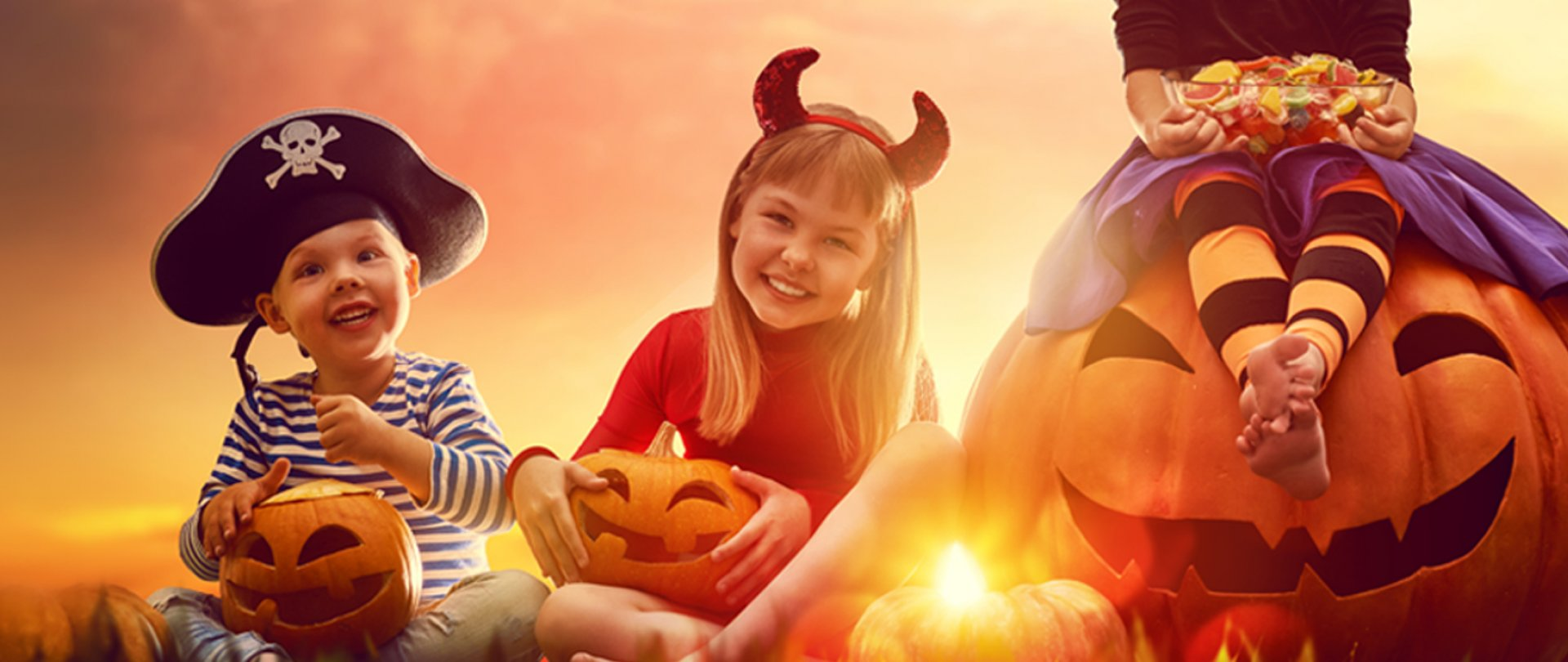 Halloween na Mazurach