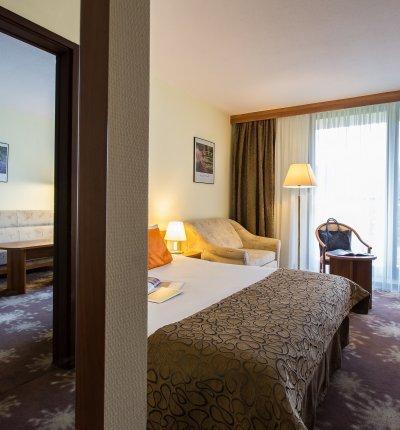 Apartament z 1 łóżkiem queen-size